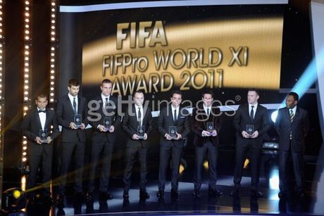 FIFPro World XI 2011